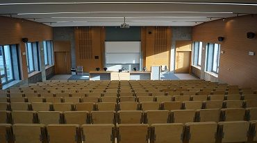 AWF - modernization of the lecture hall